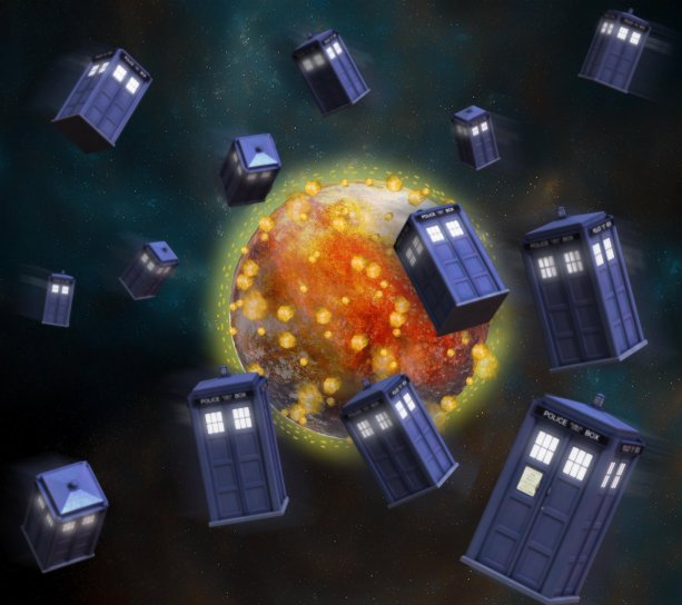 artists-rendition-of-all-thirteen-doctors-saving-gallifrey-from-dalek-fleet