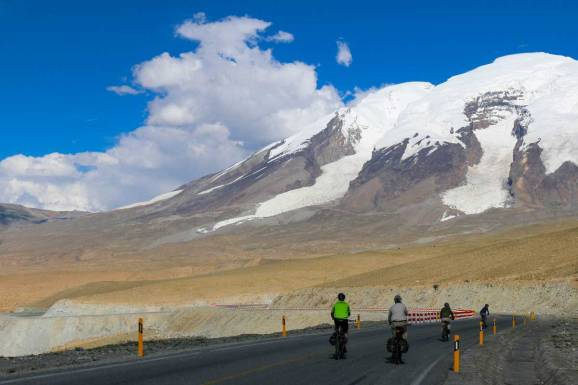 Cycling-Karakoram-Xinjiang