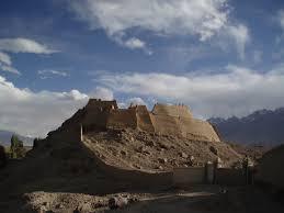 stone tower of tashkorgan