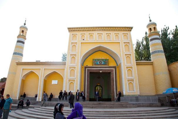xinjiang id kah mosque