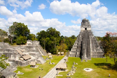 Belizean Pyramid